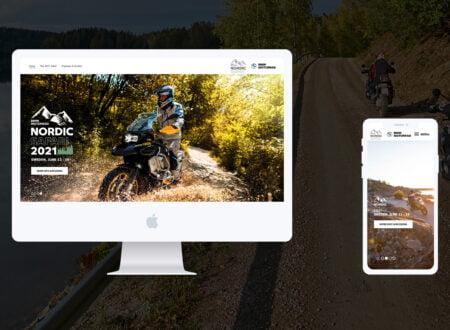 BMW Motorrad Nordic Safari